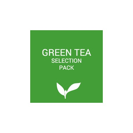 Green Tea Selection Pack