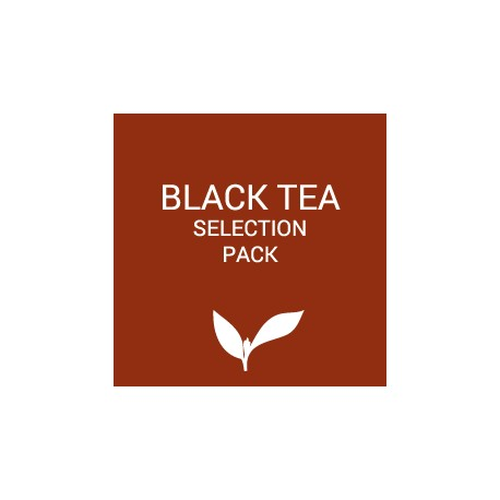 Black Tea Selection Pack