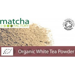 Powdered White Tea