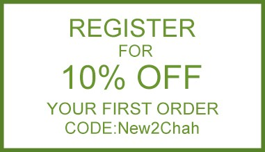 10% Off on first order
